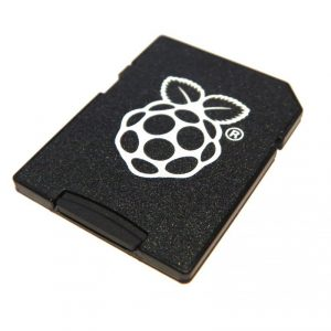 Raspberry PI carte sd