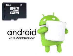 Android 6.0 + carte SD
