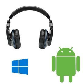 Utiliser son téléphone Android comme casque et micro sur votre PC – Part 1 – Le casque