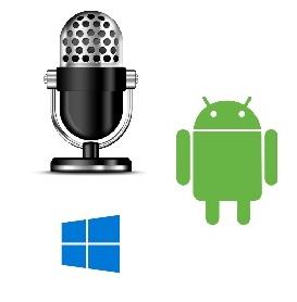 Utiliser son téléphone Android comme casque et micro sur votre PC – Part 2 – Le micro