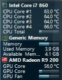 Surveiller les composants et la température de son ordinateur grâce à Open Hardware Monitor