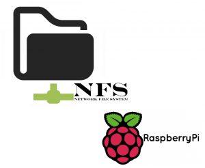 Montage NFS et partage de fichier sur Raspberry Pi